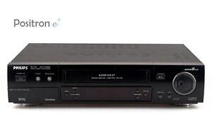 Philips-VR1100-SVHS-Videorecorder-TBC-DNR-gewartet-1-Jahr-Garantie-gut