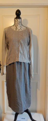 Quilted Skirt Commerz Xxl Shirt Cocon Privatsachen Stone Gesteppt Grey Grau xTBPR0wq