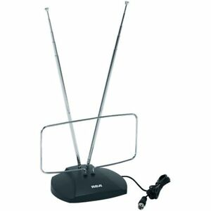 Details about RCA ANT111Z Indoor FM & HDTV Antenna