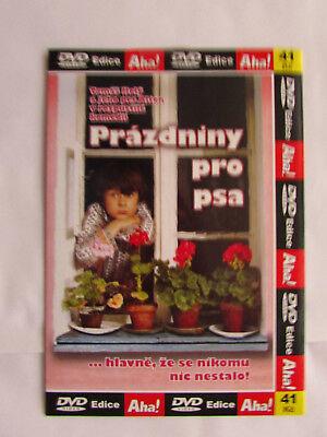Prazdniny pro psa Czech Comedy 1980 Tomas Holy DVD