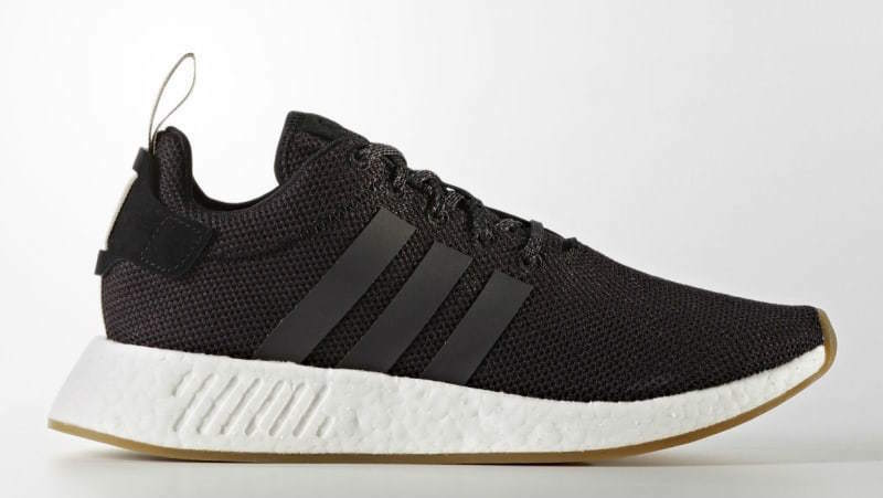 ADIDAS ORIGINALS NMD_R2 MEN'S SHOES.SIZE 8.5.MODEL BY9917