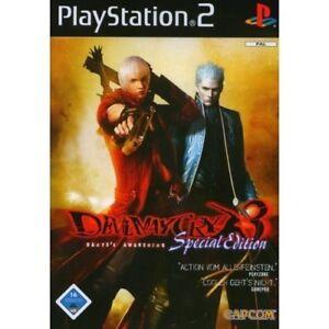 Ps2-Sony-PlayStation-2-juego-Devil-May-Cry-3-Special-Edition-con-embalaje-original