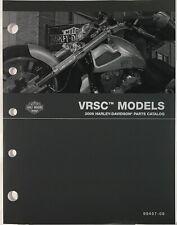 2006 Harley-Davidson VRSC models Service/_Electrical Diagnostic/_Parts Manual SET