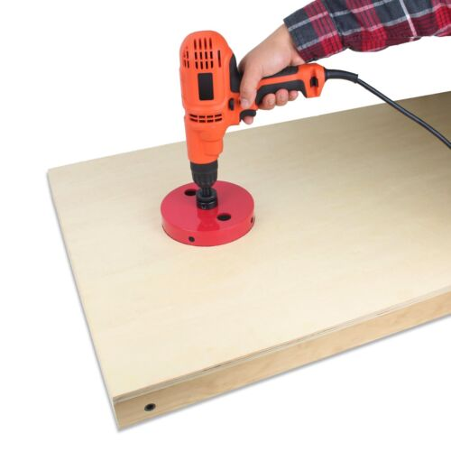 "GoSports 6/"" Hole Saw Makes Regulation Size Cornhole Boards"