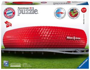 Puzzles & Geduldspiele Ravensburger 3D Puzzle Organizer Utensilo FC Bayern München Stiftebox 54 Teile