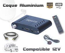 MINI DECODEUR SATELLITE HD - DEMODULATEUR RECEPTEUR FTA HDMI USB HOTBIRD