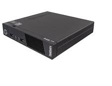 Lenovo ThinkCentre M72 Tiny Desktop, Intel Core i3-3220T 2.8GHz, 4GB, Wireless!