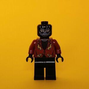 Lego Custom Black Mask Birds Of Prey Movie Minifigure Uv Printed Ebay