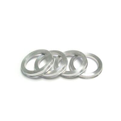 66.6-57.1 Alloy Wheel Spigot Rings for Audi Q3