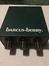 Barcus-berry 3500a Piezo Preamp for Guitar