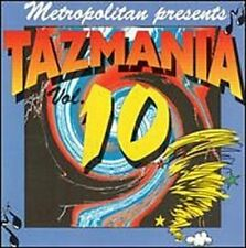 Tazmania Vol. 10 Stefanie Bennett, Soniya, Pure Pleazure, Pain, Jonell.. [CD]