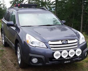 La Foto Se Está Cargando Adapta A 2017 Subaru Outback Rally Light