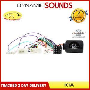 Alpine adaptador de volante para kia//Hyundai modelos sin OEM-de sonido
