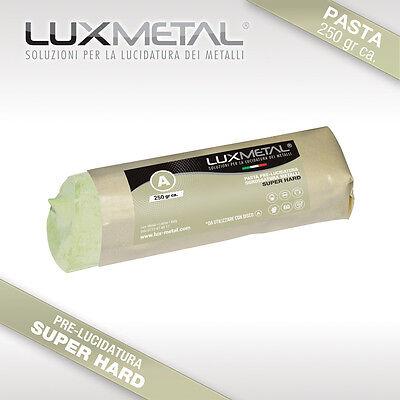 Pasta A Bianca Super 250 Gr Sgrossatura Metalli Acciaio Alluminio Ferro