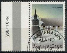 Aland Islands 1995 SG#101 St. George's Church Used #A83971