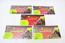 5 x Phytoscience Apple Grape Double StemCell stem cell anti aging free express
