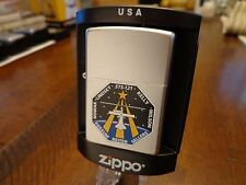 SPACE SHUTTLE SPACE STATION STS-121 ZIPPO LIGHTER MINT IN BOX 2006