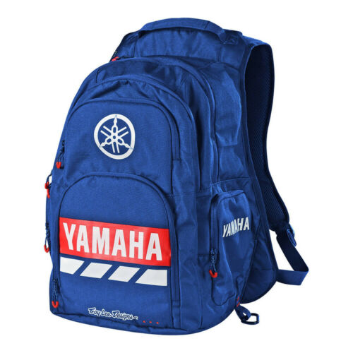 Troy Lee Designs TLD Yamaha RS2 Black Backpack Back Pack Bag Blue 608645330