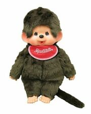 SEKIGUCHI Plush doll Premium Standard Monchhichi M Beige Boy japan import NEW