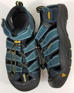 d38c79270e8b Keen US 2 Blue Bungee Hiking Trail Waterproof Fisherman Sandals ...