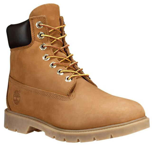 628702a582c 10061 Timberland 6 Inch Premium Boot Wheat Nubuck Tb010061 11 for ...