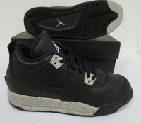 Jordan 4 Retro Ls Bp Oreo 3y 707430 003 Youth Michael Jordan Pre School Shoes