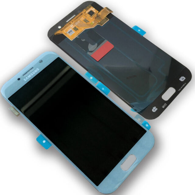 Display LCD Full Set GH97-19733C Blue for Samsung Galaxy A5 A520F 2017 New