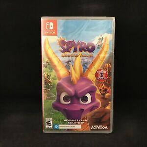 Spyro-Reignited-Trilogy-Nintendo-Switch-Brand-New-Region-Free