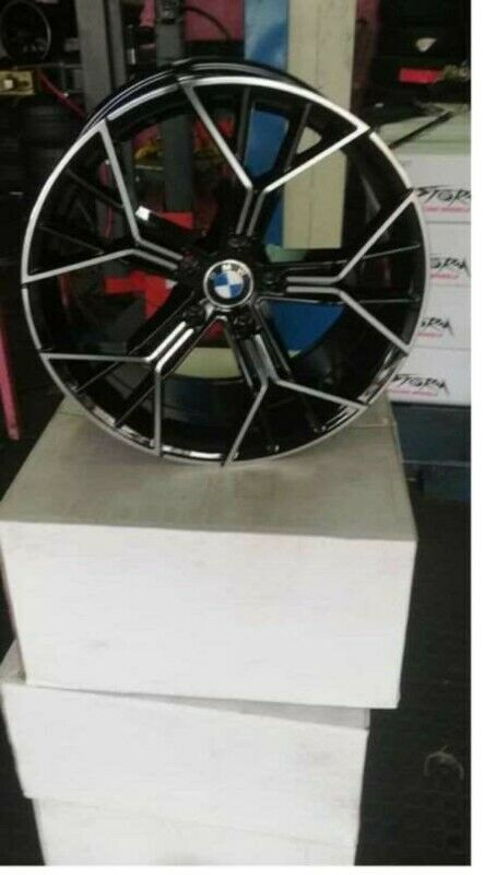 Latest BMW f30 mags for sale brand new 8.5 j and 9.5 j