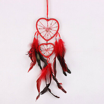 Dream Catcher with Feathers Wall or Car Hanging Decoration Ornament Crafts Gifts
