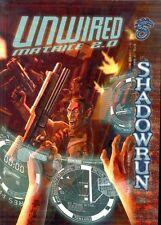 JDR RPG JEU DE ROLE / SHADOWRUN 4  UNWIRED MATRICE 2.0