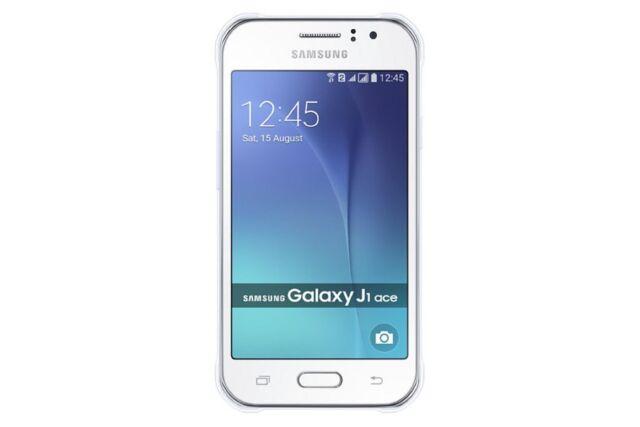 Smartphone Samsung Galaxy J1 Ace Sm-j110h Bianco Garanzia Europa White Dual Sim
