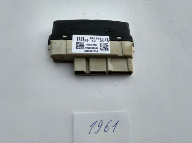 BMW 1 F20 3 F30 5 F10 X3 F25 FUEL GAS PUMP CONTROL RELAY UNIT MODULE 12V ECU ECM