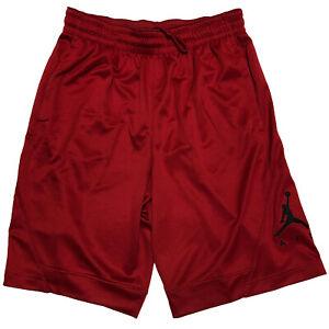 Mens Nike Air Jordan Jumpman Basketball Shorts AR2833 013 Black Gym Training NWT