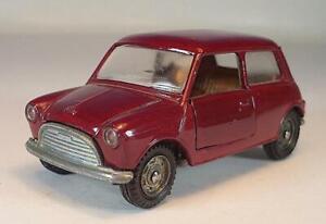 Mebetoys 1/43 Nr. A-28 Mini Minor Innocenti Limousine rot #4033