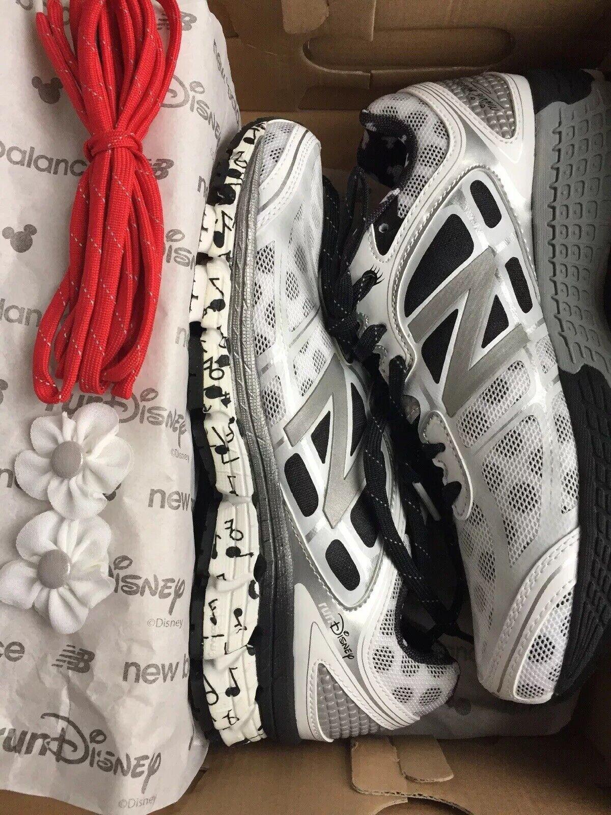 New Balance 860 RUN DISNEY MINNIE MOUSE 2015 scarpe  Dimensione 7.5 US RUNDISNEY NIB  si affrettò a vedere