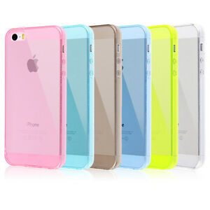 carcasa silicona iphone 5s