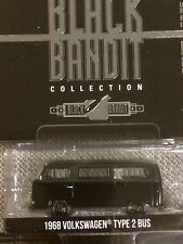 Greenlight BLACK BANDIT Series 12.  1968 Volkswagen Type 2 Bus