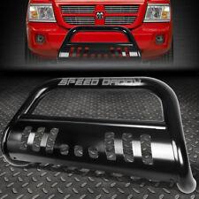For 05 11 Dodge Dakota Truck Black 3 Bull Bar Push Bumper Grille Guardskid Kit