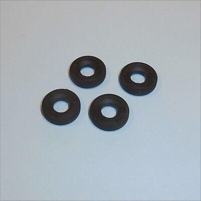 Corgi Toys  268 Green Hornet Black Beauty Tires set of 4 Tyres Pack #77