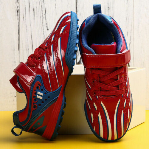 Details about  /Kids Boys Teens Mens Turf Soccer Shoes Cleats Children/'s Football Shoes US SIZE