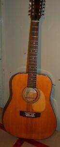 Western guitarra 12 saitige alfesta