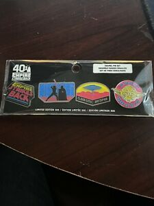Funko Star Wars Empire Strikes Back 40th Pin Set Target Excl LE 1//500 IN HAND