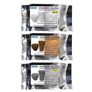 PASTA-DA-MODELLARE-PAPER-CLAY-PRIVA-DI-GLUTINE-GR-500-COLORE-GRIGIO