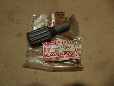 14017 009 GENUINE KAWASAKI NOS DAMPER RUBBER ENGINE MOTOR S3 S3A KH400 KH 400