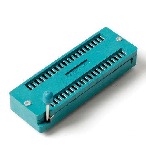 40P locking IC Block 40P loose seat 40PIC test socket chip base IC socket HM