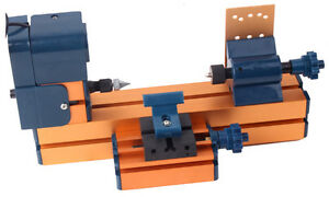 Woodturning Lathe Machine Normal Mini Wood Lathe Model Making Diy