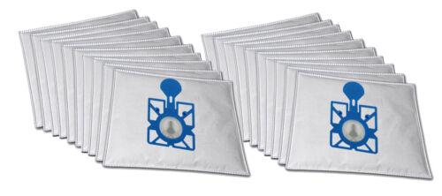 Premium Microvlies Sacs pour Aspirateur Compatible pour Lervia KH 1400 Poussière Sac
