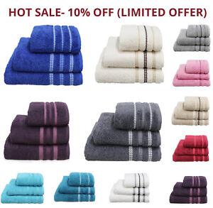 Conjunto-de-toallas-de-algodon-egipcio-de-lujo-Puro-600-GSM-mano-y-toallas-de-bano-de-bano-Hojas