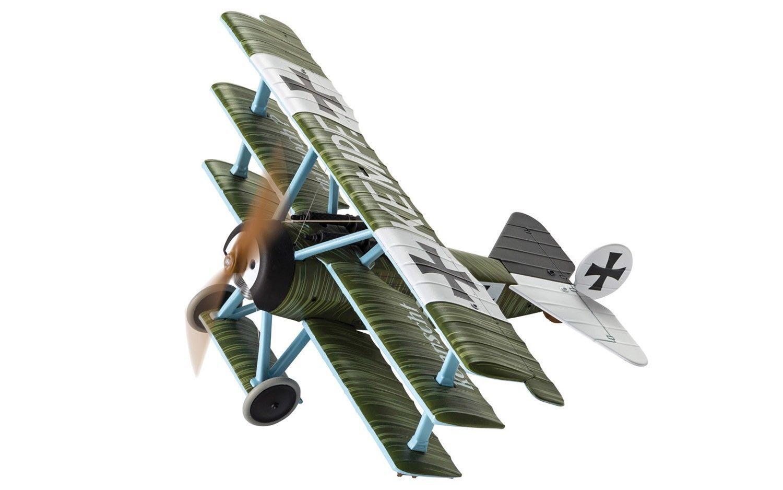 Corgi AA38306 Fokker triplane DR.1 1 48 avión DIE-CAST